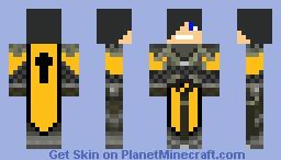 Rycerz Minecraft Skin