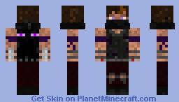 Rythian Minecraft Skin