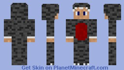 Sharky The Pyjama Minecraft Skin