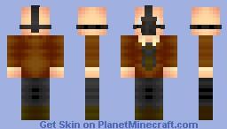 Bane - This is old, I dun liek it :c Minecraft Skin