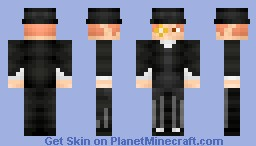 The Penguin - This is old. But it's fine-ish. Minecraft Skin