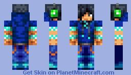 [Teen Skin Network VITA] Daniel123Day's Epic Teen Skin Minecraft Skin