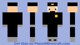 S.W.A.T Minecraft Skin