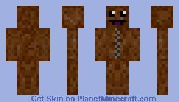 Sackboy Minecraft Skin