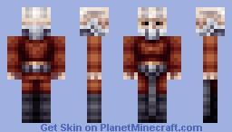Darth Malak Minecraft Skin