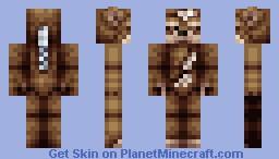 Saddington Bear Minecraft Skin