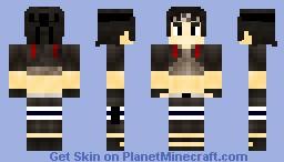 Sai (Shippuden) (Naruto Skin Anime Series) Minecraft Skin