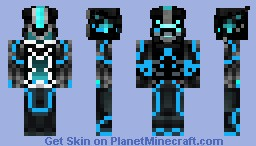 Isotope Armour Minecraft
