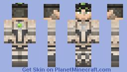 Sam Fisher (Splinter Cell: Blacklist) Minecraft Skin