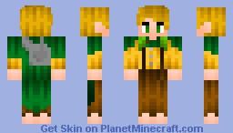 Lord of the Rings Series - Samwise Gamgee Minecraft Skin