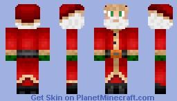 Santa Claus [Shaded] Minecraft