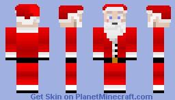 Santa Claus *Updated 2013* Minecraft Skin