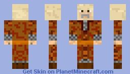 Sarranid Mail Shirt skin, from Mount & Blade, By Gray_Knight Minecraft Skin