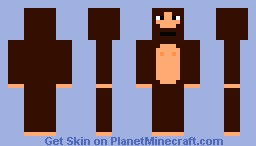 Sasquatch Minecraft