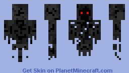 Satanic Soul Minecraft Skin