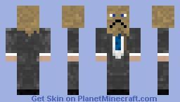 Scarecrow (Batman Skin Series #7) Minecraft Skin