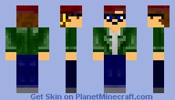 Scholar Minecraft Skin