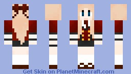 Anime School Girl for 4uss :3! Minecraft Skin