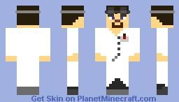 Science Minecraft Skin