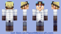 Scientist Minecraft