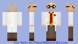 The Skin of McCrafter100 Minecraft Skin