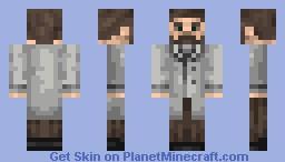 Man of science Minecraft Skin