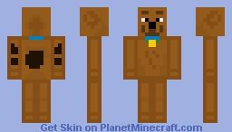 Scooby [Doo] Minecraft Skin