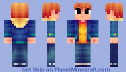 Scott Pilgrim! [Skin Series] Minecraft Skin