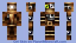 я o |3 0 + Minecraft Skin