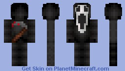 Scream 4 [halloween skin]