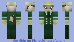Captain of the deep Minecraft