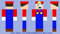 """SeamusPKC """"Fallen Mario"""""""