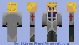 Seifer Almasy [FFVIII] Minecraft Skin