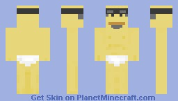 Fruit Ninja Minecraft Skin
