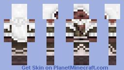 Vali cel Tradat - The Sentinel Minecraft Skin
