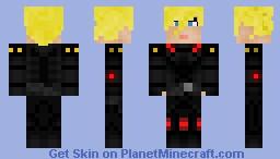 Sergeant Calhoun Minecraft Skin