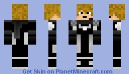 Serian (Deathgrid Suit) Minecraft Skin