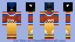 Set [Egypt God] [Request] Minecraft Skin