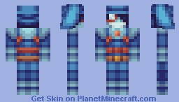 Asylum Shaco - League Of Legends Minecraft Skin