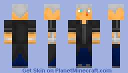 Zax the Forgotten [Contest] Minecraft Skin