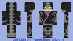 Shadow Assassin Minecraft Skin