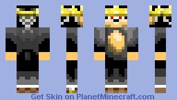 ShadowWolf (King) Minecraft Skin