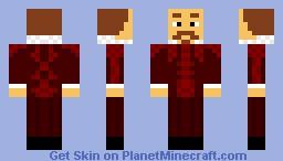 Shakespeare Minecraft Skin