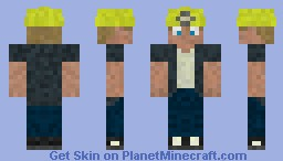 ShawShank (movie based, Not a character) Minecraft Skin
