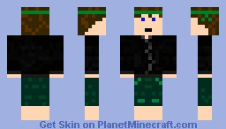 Shaymond Minecraft Skin