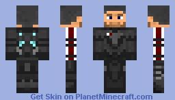 Shepard [Mass Effect] Minecraft Skin