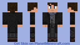 d3skins: BBC Sherlock Minecraft Skin