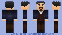 "Sherlock Holmes ""Game of Shadows"" Minecraft"