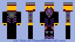 LEGO Universe - Rank 3 Shinobi Skin Minecraft