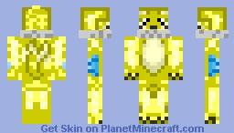 Shiny Buizel Skin